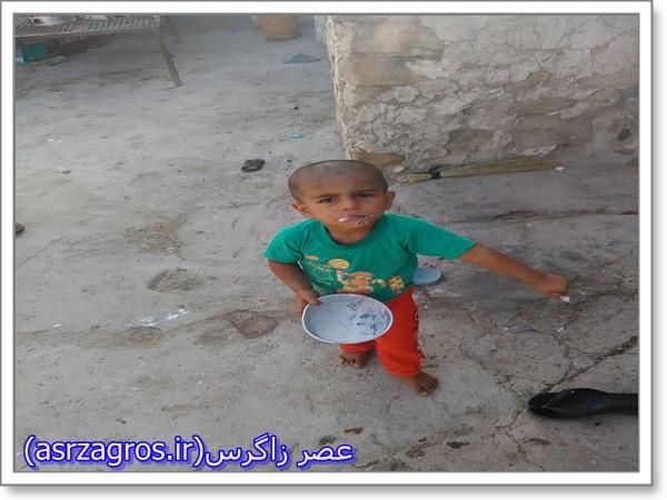 جز فقر و محرومیت، کسی در خانه این خانواده هشت نفر را نزده است!