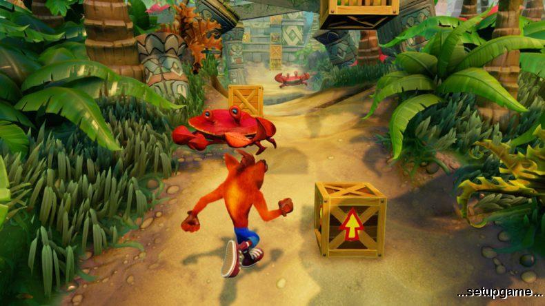 نقدها و نمرات بازی Crash Bandicoot N Sane Trilogy منتشر شدند