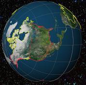 دانلود نرم افزار گوگل ارث Earth 3D اندروید