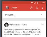 دانلود برنامه شبکه اجتماعی گوگل پلاس Google+ اندروید