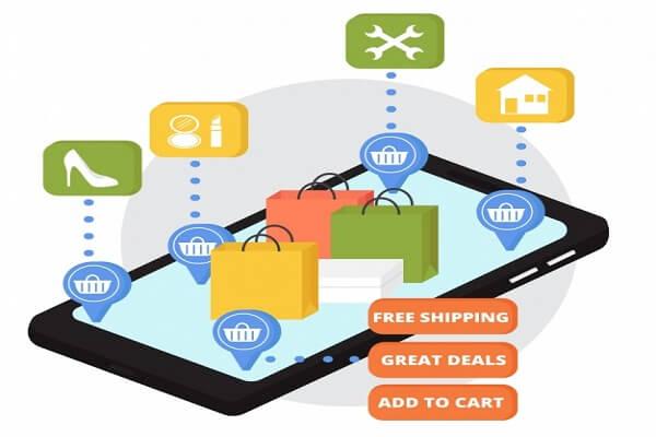 طراحی سایت فروشگاهی یا طراحی فروشگاه اینترنتی قابل استفاده برای مشتریان