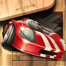 دانلود Rail Racing Limited Edition 0.9.1 – ماشین های اسباب بازی اندروید