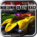 دانلود MIDTOWN CRAZY RACE 1.0 – بازی مسابقات دیوانه اندروید + دیتا