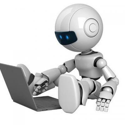 ربات نویسنده برای سایت