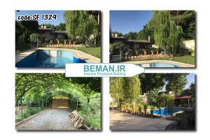 باغ ویلا درملاردsf1329