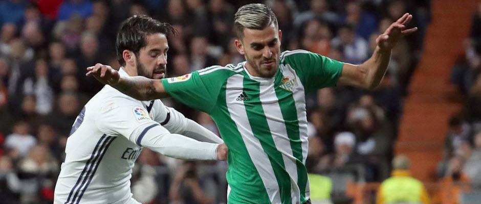 سبایوس خواهان پوشیدن پیراهن رئال مادرید