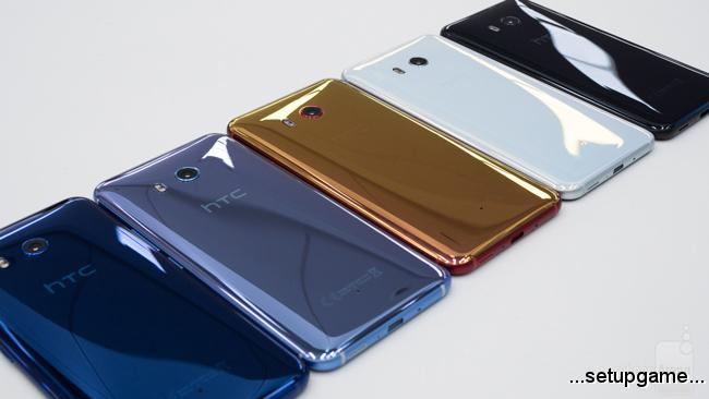 HTC U11 قدرتمندترین گوشی در بنچمارک AnTuTu؛ اپل نیز حریف تایوانیها نشد!