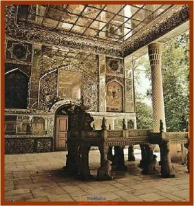 پاورپوینت چند عکس از بناهای معروف ایرانی