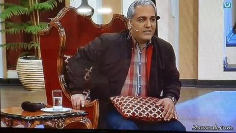 برنامه دورهمي با اجراي نشسته مهران مديري