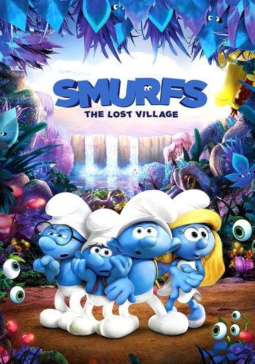 اسمورفها: دهکده گمشده – Smurfs: The Lost Village
