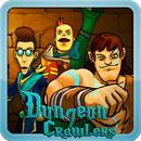 دانلود Dungeon Crawlers 1.35.7 – بازی خزندگان سیاه چال اندروید + دیتا