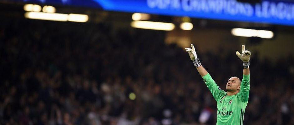 مصاحبه مفصل کیلور ناواس: در رئال مادرید باید به فتح هر جامی فکر کنید