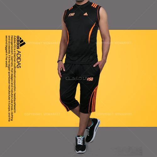 ست ركابي وشلوارك ADIDAS مدلF50 - ست پوشاک مردانه