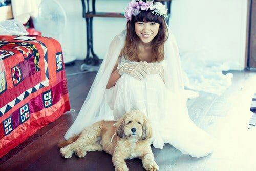 داستان لباس عروسی لی هیوری