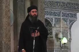 ابوبکر البغدادی آخرین بار کجا دیده شده است؟
