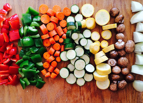 اشتباهات و اصول پخت سبزیجات