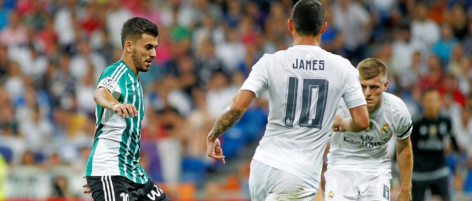 آینده خامس رودریگز در گرو امضای قرارداد رئال مادرید با سبایوس است