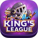 دانلود King's League: Odyssey 1.1 – بازی اتحاد پادشاه اندروید + مود + دیتا