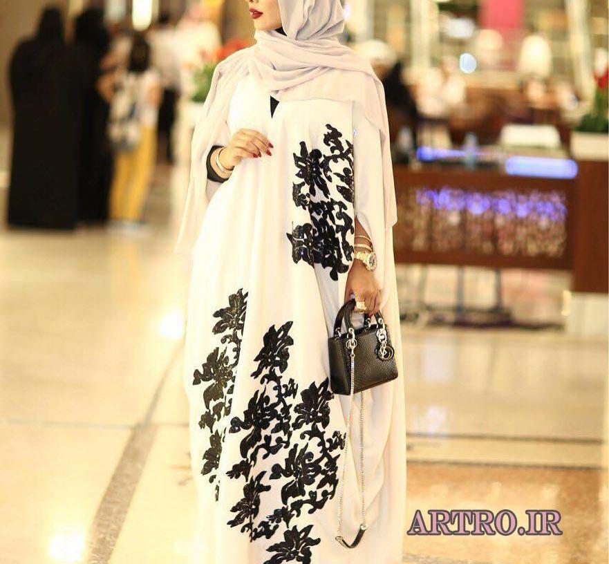 مدل عبا شیک زنانه 2017