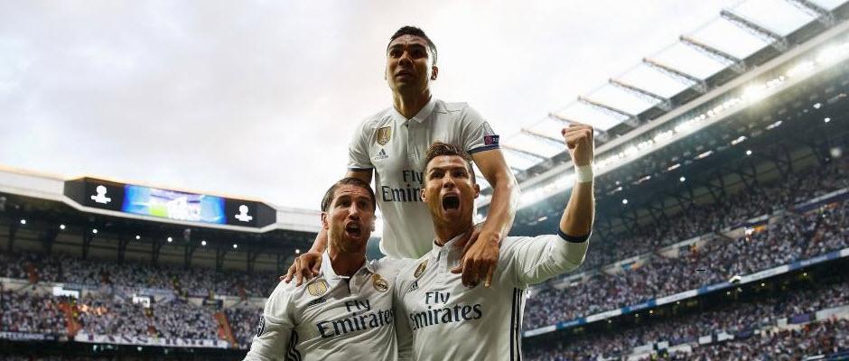 کاسمیرو: رونالدو بهترین است و من می خواهم در رئال مادرید بماند