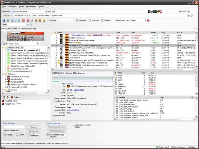 دانلود نرم افزار HLSW برای کانتر استریک 1.6