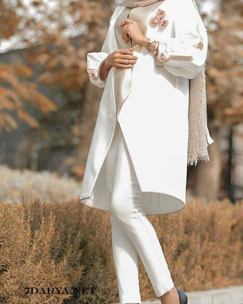 مدل پالتو دخترانه شيك