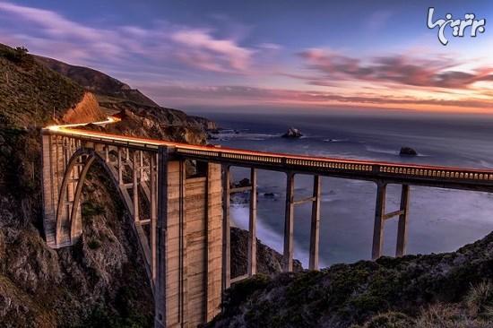 زیباترین جادههای ساحلی برای سفر