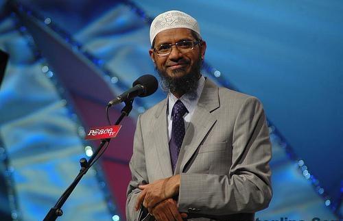 آیا اسلام به زور شمشیر گسترش یافت؟- سخنرانی ذاکر نایک