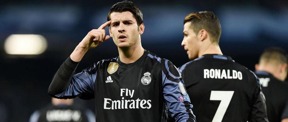 پیشنهاد منچستریونایتد برای موراتا توسط رئال مادرید رد شد