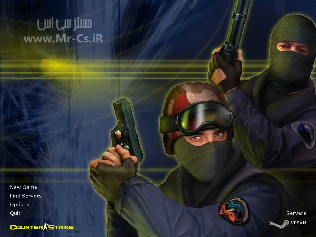 دانلود بازی Counter Strike 1.6 Orginal