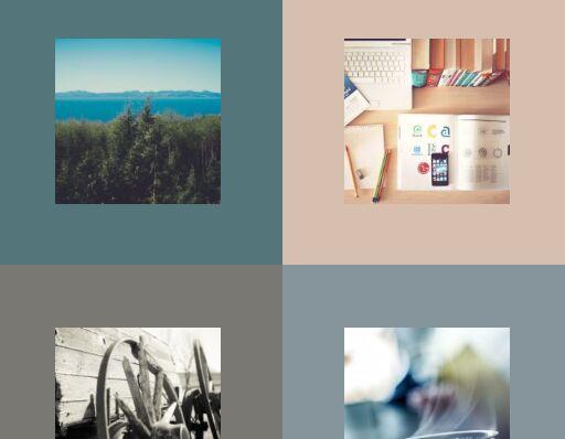 تغییر رنگ بکگراند عنصر متناسب با رنگ عنصر به صورت خودکار - jquery.fillcolor.js