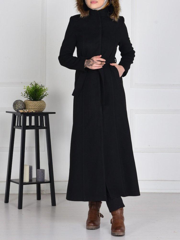 مدل پالتو بلند زنانه 2017