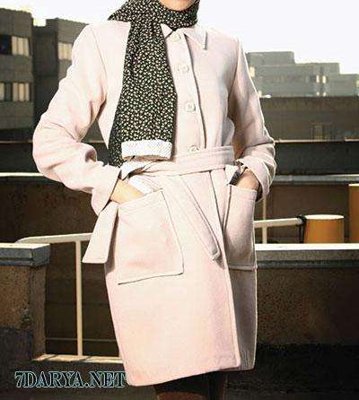مدل پالتو شیک دخترانه 2017,