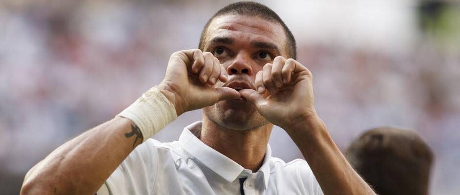 په په: عاشق رئال مادرید و طرفدارانش هستم