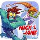 دانلود Nick & Jane HD 1.0.3 – بازی اکشن نیک و جین اندروید!