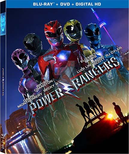 دانلود دوبله فارسی فیلم پاور رنجرز Power Rangers 2017