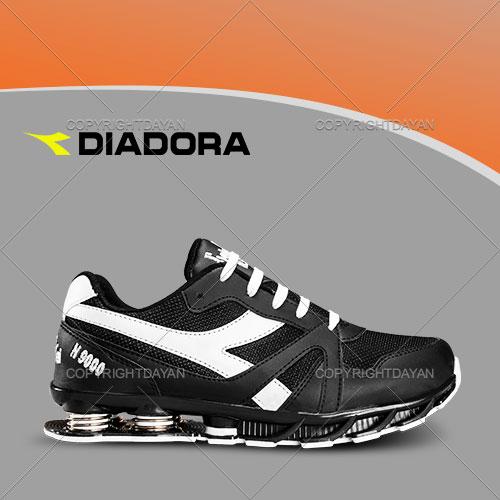 کفش Diadora مدل Arminda(مشکی) - کتانی مردانه دیادورا