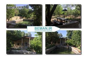 باغ ویلا در ملارد sf1328