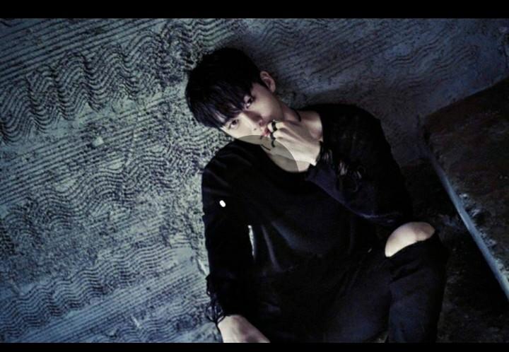 خواننده #Hyungwon به دلیل بیماریش در اجراهای MONSTA X  حضور ندارد