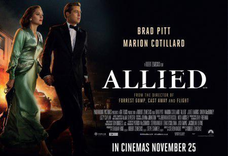 دانلود فیلم Allied 2016 لینک مستقیم