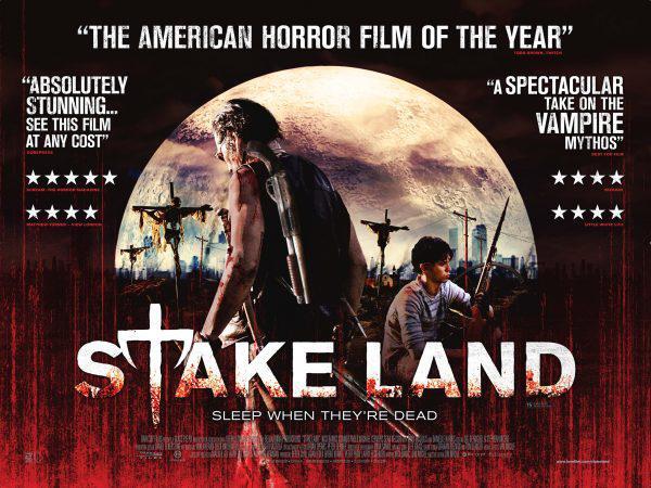 دانلود فیلم The Stakelander 2016 لینک مستقیم