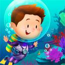 دانلود Explorium: Ocean For Kids 1.1.3 – بازی کودکانه اندروید!