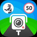 دانلود نرم افزار تشخیص دوربین پلیس Speed Cameras by Sygic اندروید