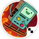 دانلود Ski Safari: Adventure Time 1.5.2 – بازی اسکای سافاری اندروید .. ..