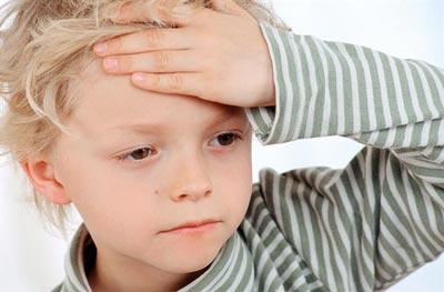با انواع سردرد ها در کودکان آشنا شويد