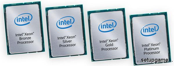 عرض اندام رقیب قدر AMD EPYC؛ اینتل پردازندههای سرور Xeon Skylake-SP را معرفی کرد