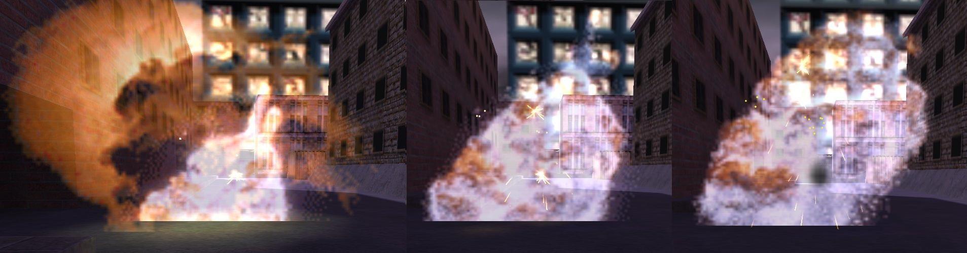 دانلود اسپرایت Explosion Effects | CSC برای سی اس 1.6