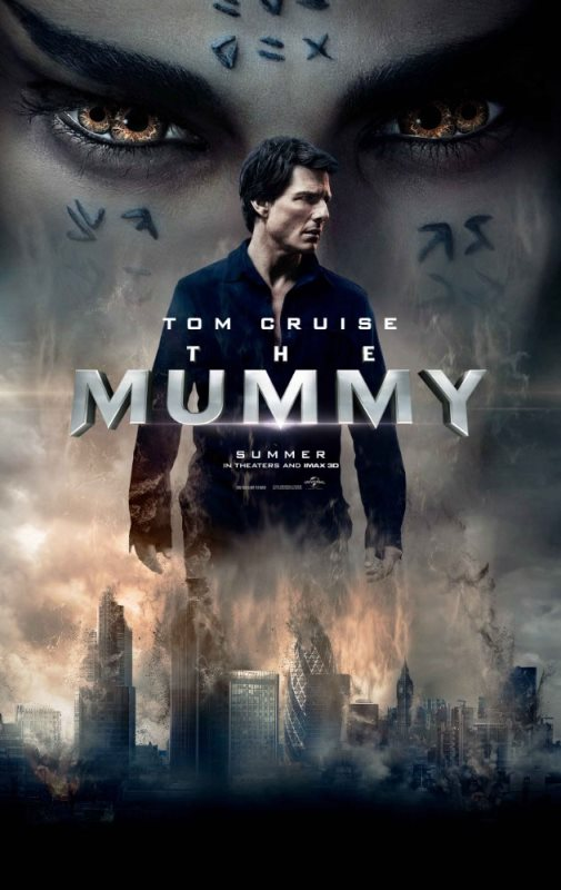 دانلود فیلم مومیایی 2017 The Mummy