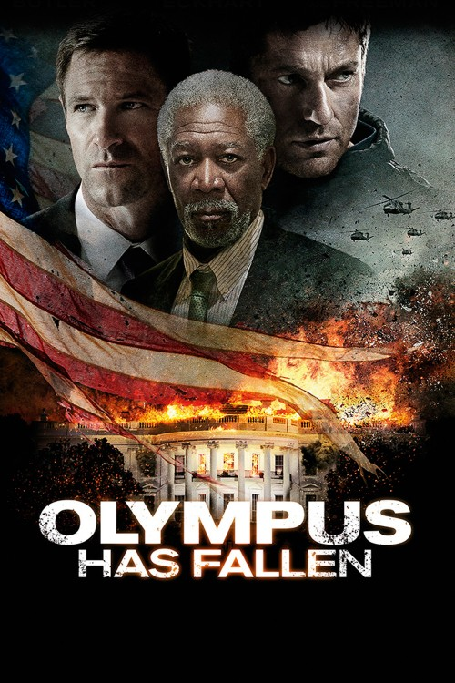 دانلود فیلم سقوط المپوس Olympus Has Fallen 2013 با دوبله فارسی _ مرگان فریمن