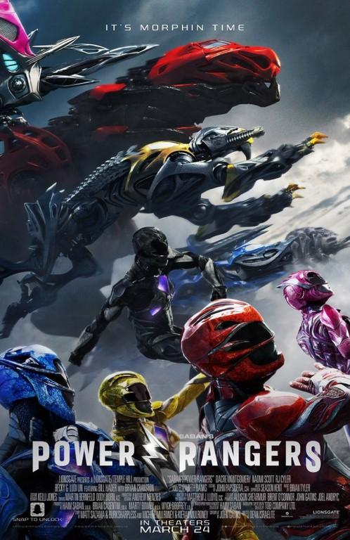 دانلود فیلم Power Rangers 2017 دوبله فارسی